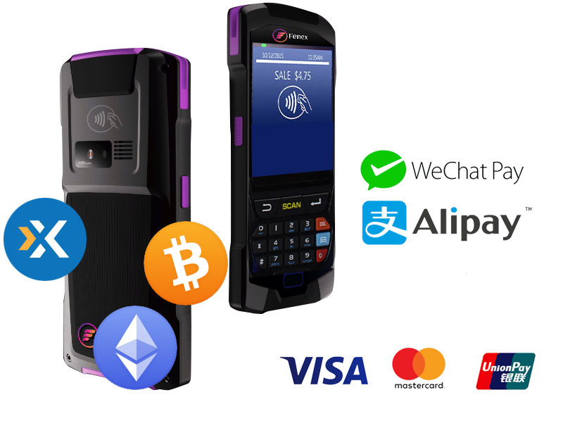 , Alternative Currency Pos Terminal